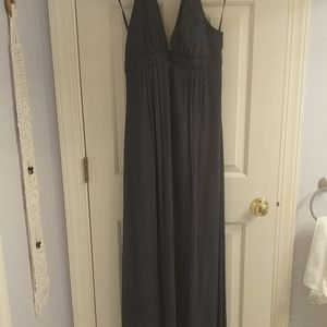 Classy navy gown for prom/wedding/ball
